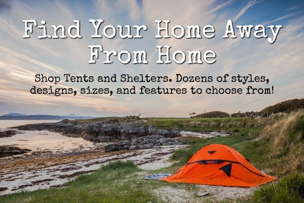 Bushcraft Tents and Shelters