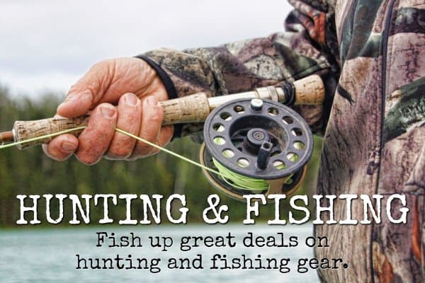 Hunting and Fishing Gear Store
