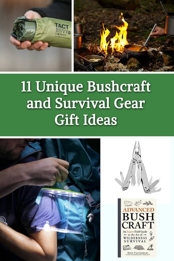 11 Unique Bushcraft and Survival Gear Gift Ideas