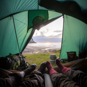 Choosing the Best Tent for Bushcraft or Camping Trips - Consider Tent Capacity