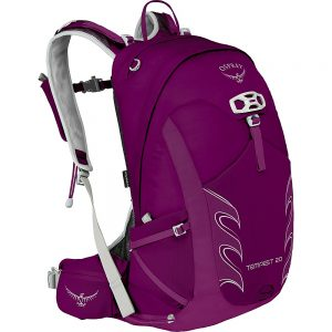 Osprey Womens Tempest 20 Hiking Pack Mystic Magenta - WXS/S - Osprey Backpacking Packs