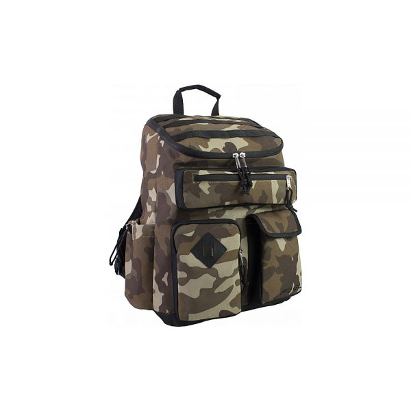 Fuel Top Loader Cargo Backpack Army Camo - Fuel Everyday Backpacks