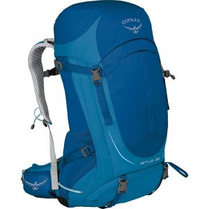 Osprey Womens Sirrus 36 Hiking Pack Summit Blue - WS/M - Osprey Backpacking Packs