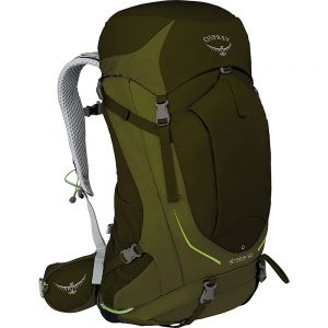 Osprey Stratos 36 Hiking Pack Gator Green - S/M - Osprey Backpacking Packs