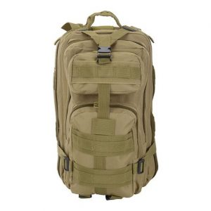 30L Outdoor Sport Hiking Camping Backpack 600D Oxford Travel Military Bag