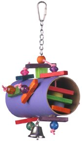 A & E Cage HB01417 10 x 6 in. Happy Beaks Foraging Bird Toy