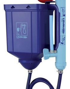 LifeStraw Blue 2 Liters Water Purifier Station