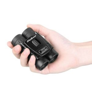 8x21 Small Compact Lightweight Binoculars For Concert Theater Opera. Mini Pocket