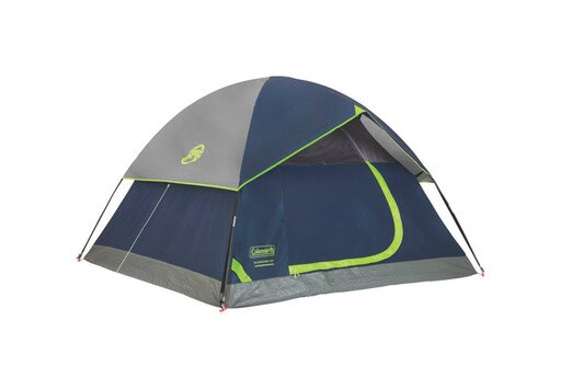 Leman 2000024580 7 x 7 ft. Dome Tent 3 Person