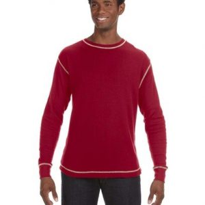 J AMERICA Men's Vintage Long-Sleeve Thermal T-Shirt JA8238