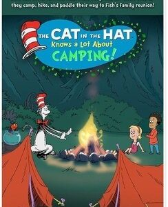 Ncircle Entertainment NCE D100958D The Cat in the Hat - Knows A Lot About Camping DVD