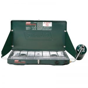 Coleman PerfectFlow 2-Burner Stove - Camping Appliances at Academy Sports