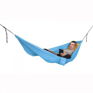 Exped Travel Hammock Skyblue Os
