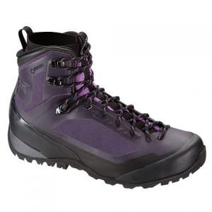 Arc'teryx Bora Mid GTX Hiking Boot- Women Raku/lupine 9.5