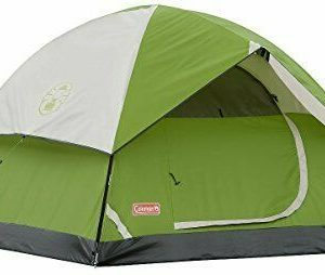 2 Person Sundome Tent GREEN Mens Outdoor Recreation Product