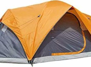 8 Person Camping Family Tent Outdoor Sports Hiking Shelter Camp Storage 4 Season