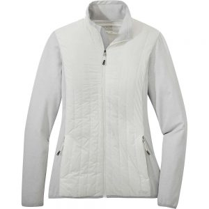 Outdoor Research Women's Melody Hybrid Jacket - Small - Cloud