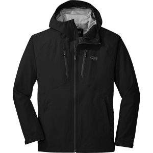 Outdoor Research Men's Microgravity Jacket - Small - Black
