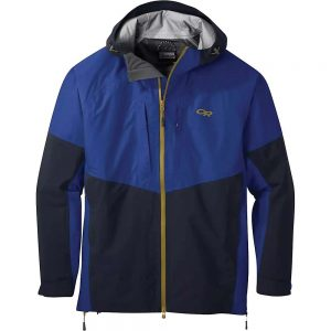 Outdoor Research Men's Furio Jacket - Small - Sapphire / Ink