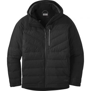 Outdoor Research Men's Blacktail Down Jacket - Small - Black