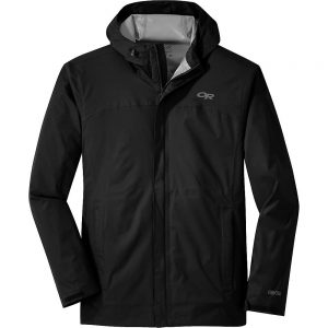 Outdoor Research Men's Apollo Stretch Jacket - Small - Black