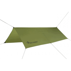Sea to Summit Jungle Hammock Tarp, Olive