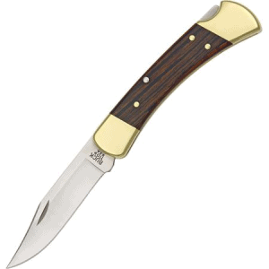 Buck 110BRSCB Model 110 Folding Hunter Lockback Pocket Knife