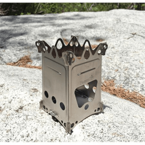 DPX 05 1/8 Inch Fireant Camping Stove Gear with Multi-Fuel Option