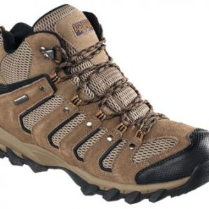 RedHead Front Range Hiking Boots for Men - Brown - 10M