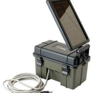 HME Trail Camera 12V/Solar Auxiliary Power Pack
