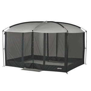 Wenzel Magnetic Screen House Tent, Black