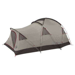 Big Agnes Mad House 8 Tent, Red/Gray
