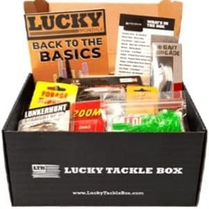 Lucky Tackle Box Subscription Box