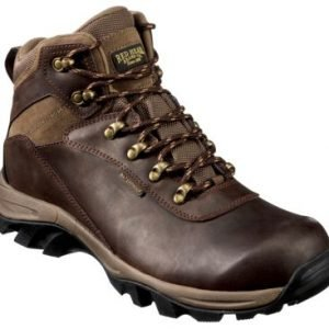 RedHead Wildcat Hiking Boots for Men - Brown - 11.5W