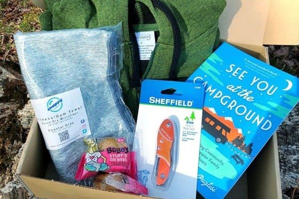 Hikewize Subscription Box