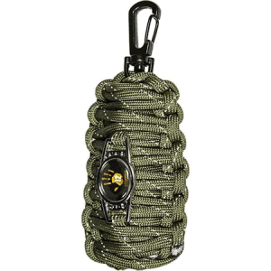 12 Survivors 24000 12 Survivors Fish and Fire Kit with Paracord Keychain