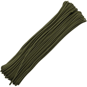 Parachute Cords 1153 100 Feet Tactical Paracord Olive Drab