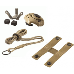 Streamlight Sidewinder E-Mount Accessory Kit - includes E-mount, MOLLE retainer and paracord