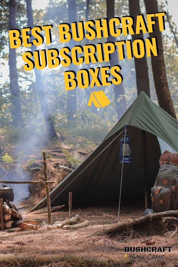Best Bushcraft Subscription Boxes