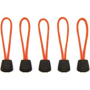 Exotac Fire Starters 9000ORG Exotac Fire Starter Tinderzip Zipper Pull Orange