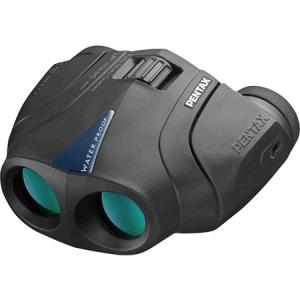 Pentax 61932 UP 10x25 Binoculars WP Center Focus and Multi-Coated Optics