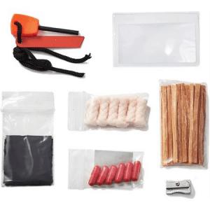 Off Grid Tools FIREM Pocket Fire Starting Kit