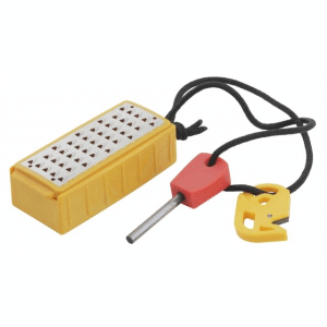Smith's Consumer Products Edgesport Natural Tinder Maker with Fire Starter
